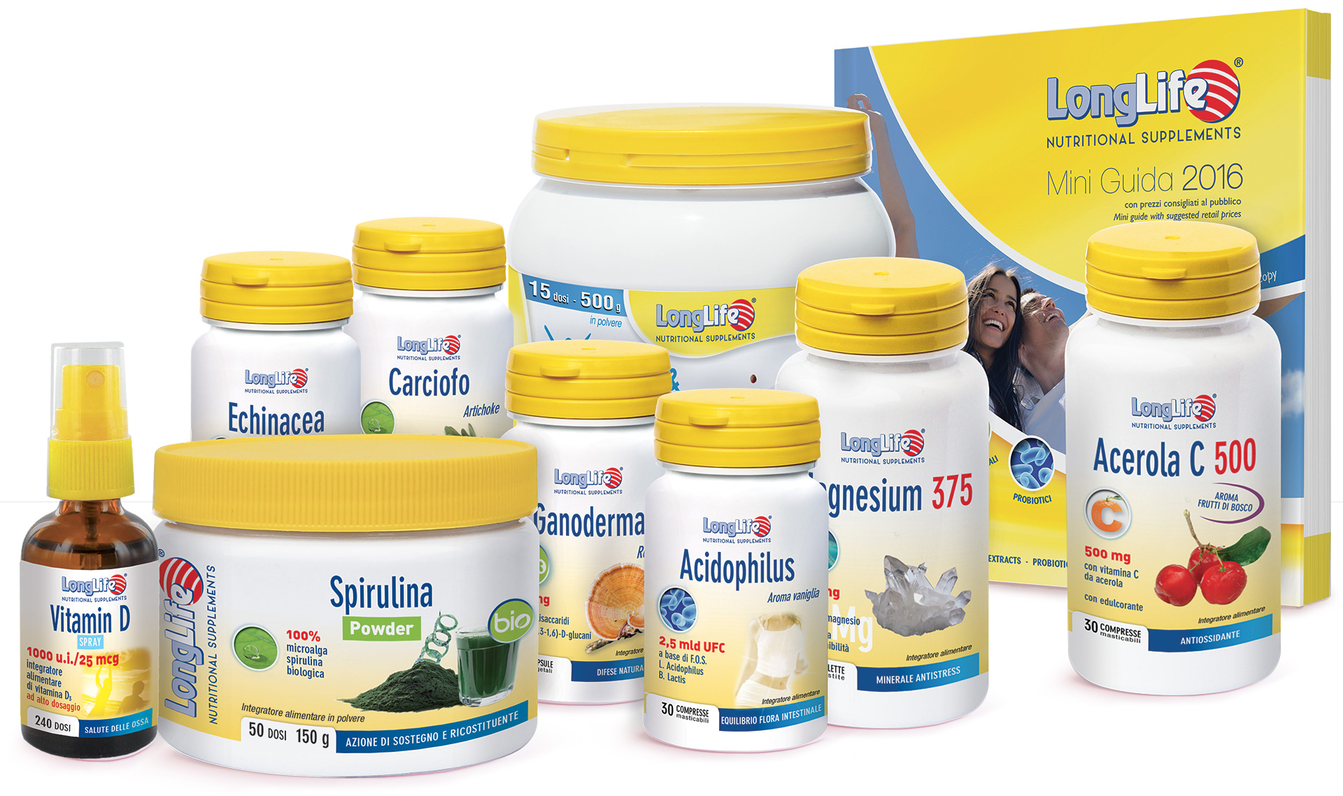LongLife Nutritional Supplements